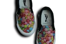 Kids Kix / These are our awesome, cute kids shoes.