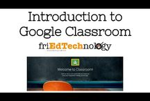 Tech in the classroom / by Pinkpoodle Patterns