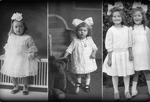 Edwardian Children's Clothes