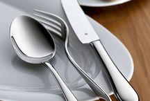 CUBIERTOS PARA RESTAURANTE / Una selección de distintos diseños de cubiertos para tu #restaurante, #cafetería, #hotel, #banquete o #catering.  WMF es tu mejor opción.