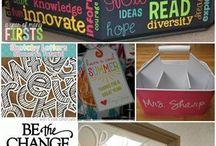 Library- Classroom DIY