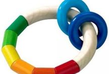 Teething Toys / by Oompa Toys