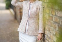 Distinctively Me Jackets / At Distinctively Me we offer two classic styles of Jackets - a French Jacket and a Blazer. We make each jacket to perfectly fit you and you can choose the fabric and finishes from our range.