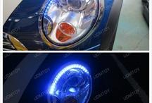 Mini Cooper LED Lights / by iJDMTOY.com Car LED