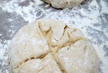 pan y más cosas para hornear