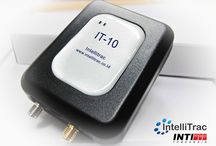 Intellitrac GPS tracker / This is a GPS tracker intellitrac product