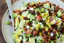 Salads / Salads that look yummy enough to try!