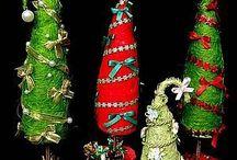 Новогодние елочки / У Вас еще нет Новогодней Ёлочки? Тогда мы идем к Вам!!!! ))))