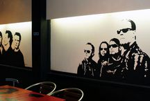 Mural painting / Mural acrylic paintings