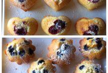 sweetStreat Food / Baking: Friands