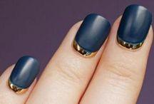Nail Idea / by Tina @MakeupWearables.com