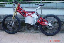 elektric motorbike