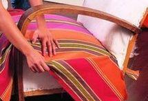 Tapisser  chaises fauteuils