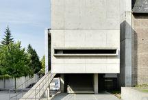Contemporary Concrete work