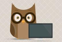 Nauka on-line / Zdalne nauczanie i e-uczenie się, webinaria, kursy, szkolenia