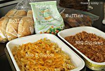 Food:  Care Calendar Meals / by Debbi Kassin