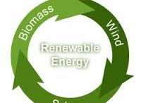 Renewable Energy / Renewable energy is generally defined as energy that comes from resources which are naturally replenished on a human timescale