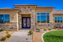 Washington Vistas - St. George / As Lane Myers Construction expands into the St. George market, we've had the pleasure of partnering with Troy Belliston of Belliston Construction. The homes we constructed in Washington Vistas were brought to life following the success of our first project. With additional takes on the desert contemporary style, this series of craftsman style homes showcase the talent our subcontractors possess and the realization that the possibilities are endless when it comes to branching into new territory.