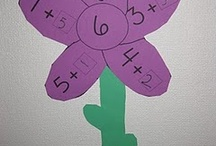 Math Ideas / by Rachell Brown