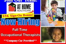 Job Openings / Join the At Home Healthcare family! We are always in search of dedicated, caring, and compassionate people. We also have great benefits and sign on bonuses for some positions!  Click here to view all jobs that are currently available: https://www.athomehealth.org/careers/