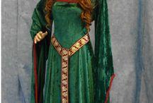 vestits medievals