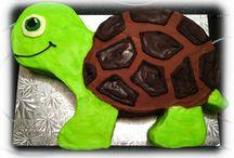Aides cake design
