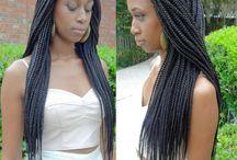 "Hair ...Hair...Inwele / Anything and everything ""Hair"" Natural, braids"