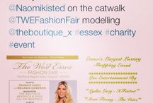 Essex fashion fair / Naomi Isted The LOndon Lifestylist interviews TOWIE and the voice cast!