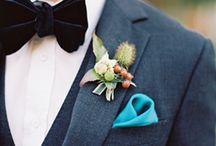{WEDDINGS  - The Guys} / Mens Attire