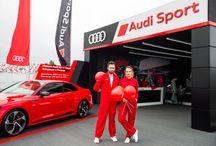 Audi на гонках DTM / DTM — три магические буквы, заставляющие сильнее биться сердца поклонников автоспорта. Это одна из самых престижных и высокотехнологичных гоночных серий мира. В 2013 году состоялся долгожданный дебют DTM в России