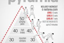 Body weight work out