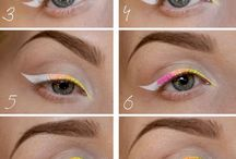 Make-up styles