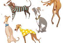 doggie sketch