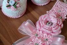 crochet blanca