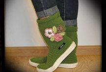 Latest Uki boots / www.uki-crafts.ro