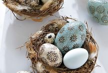 Seasonal - Spring Easter / DIY and decoration ideas