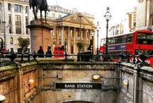 Favorite Places & Spaces / City's