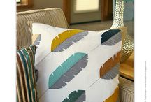 quilt pillows / by Laura