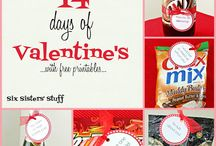 Valentine Fun / Anything for Valentine's Day!  Find recipes for yummy foods, drinks, DIY crafts, and decorating.