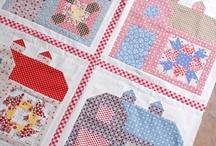quilts barns