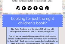The Baby Bookworm / Information about our blog, The Baby Bookworm