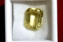 CERTIFIED CITRINE
