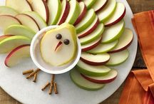Savory Fall Foods and Thanksgiving Foods for Kids