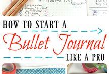 Buller journaling