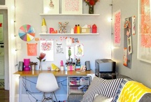 Cute offices / by Kat Howle