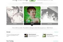 Capturing Childhood Blog & Press Features