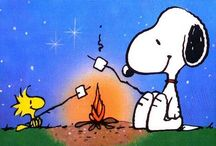 Snoopy&Peanuts / by Megan Laplante