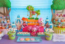 Lalaloopsy Party Ideas