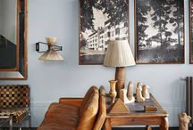 HP- Allison's Palos Verdes Traditional Living Room / Redesign of a family living room and den / by Cheryl Sweeney