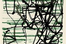 Influences - Brice Marden